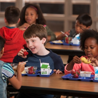 Trump Administration Weakens Healthy School Lunch Standards