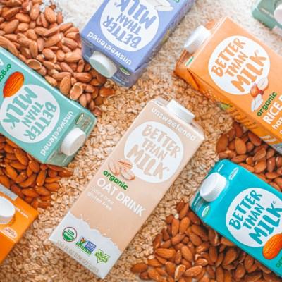 Simple Organic Ingredients: Better Than Milk