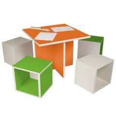 way basics modular table set