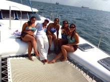 Karla, Annie Young J., Laura, Mariela y Yarelis