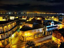 Casco at Night