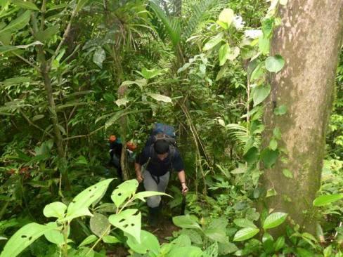 Darien expedition with EcoCircuitos
