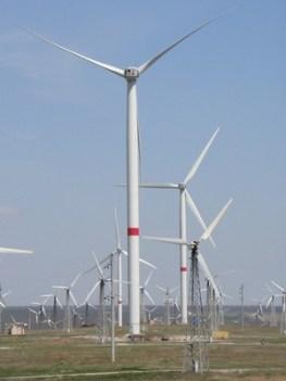 Новоазовська вітрова електростанція