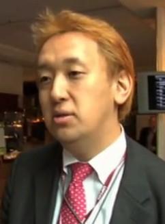 Представник Японії на кліматичній конференції в Японії, Куні Шимада (Kuni Shimada)