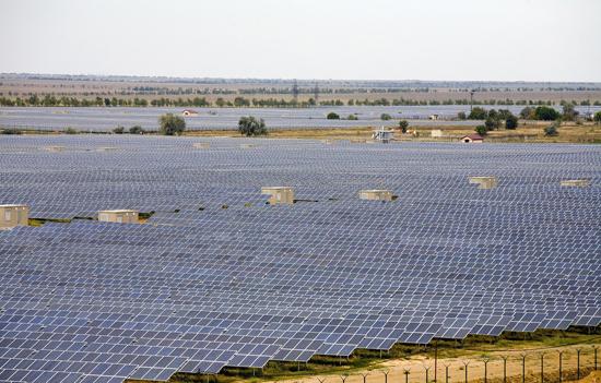 Activ Solar завершила будівництво сонячного парку Охотнікове - найбільшої сонячної електростанції східної та центральної Європи