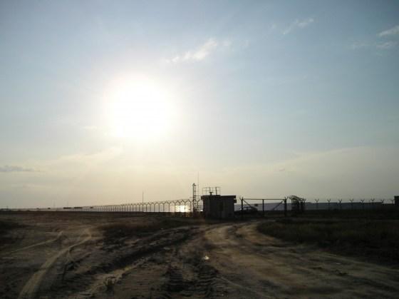 Сонячна електростанція в Херсонській області