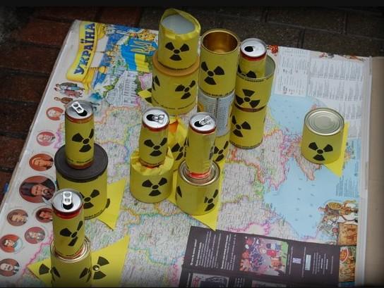Українці не хочуть перетворювати країну на ядерний смітник