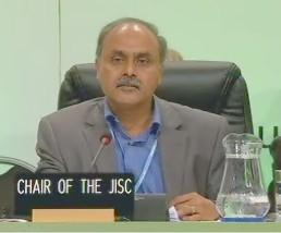 Голова Наглядового комітету за проєктами спільного впровадження, пан Човдхурі (Muhammed Quamrul Chowdhury)