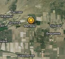 Activ Solar збудувала чергову сонячну електростанцію поблизу села Митяєве в Криму