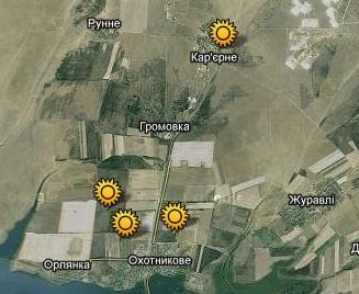 Activ Solar завершила будівництво сонячного парку Охотнікове