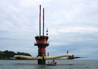 Припливна електростанція