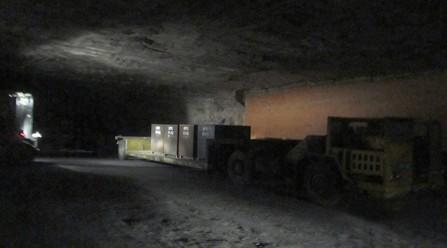 Підземне сховище небезпечних відходів