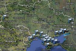 В 2009-2010 роках в Україні було заявлено про десятки проєктів будівництва вітрових електростанцій