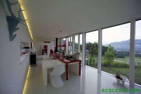 austria container interior Casas con contenedores baratas y ecológicas