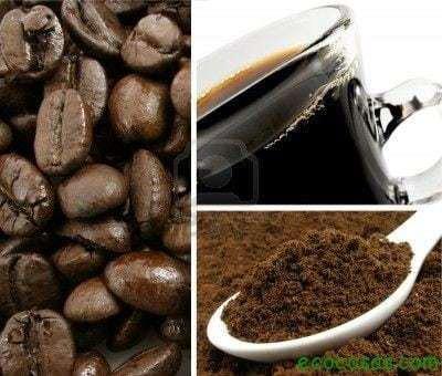 8092530 cafe grano tostado con cafe molido y una taza de cafe caliente cerveza fresca 20 formas de reutilizar el café