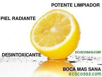 LIMON5ECOCOSAS 5 formas saludables de usar los limones
