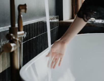 sales de baño como usar