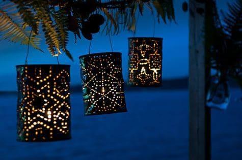 finished22 Porta velas con latas de conservas