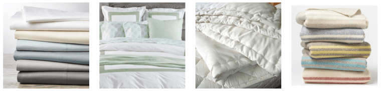 Beautiful eco-friendly bedding