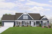 New Construction Ranch Homes
