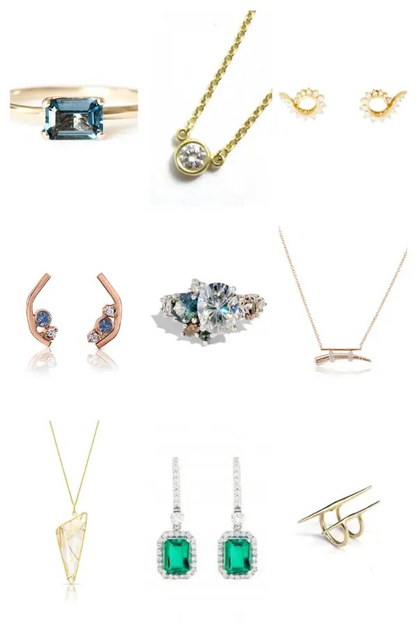 Popular Jewelry Brands 2019 : popular, jewelry, brands, Beautiful,, Ethical,, Eco-Friendly, Jewelry, Brands