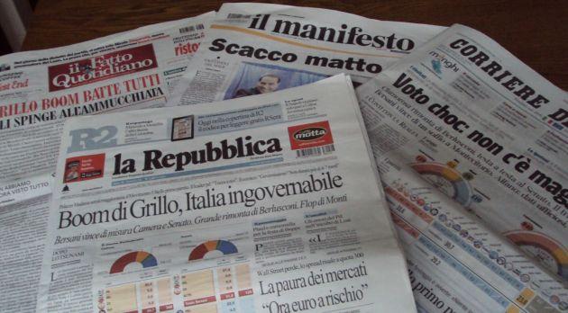 Rassegna stampa 18 gennaio 2018 for Rassegna stampa parlamento