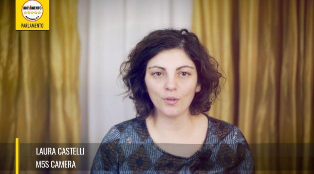 Laura Castelli, la grillina denunciata per diffamazione