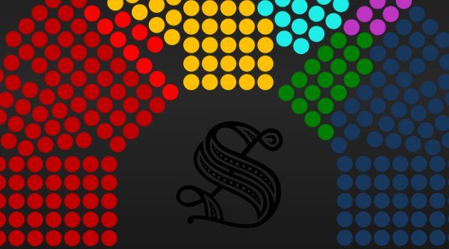 Senato: numeri per l'elezione del Presidente, Pd ago della bilancia?