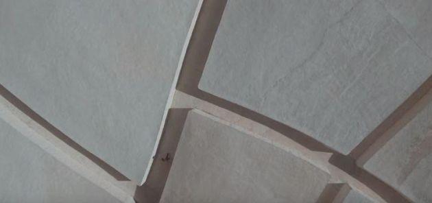L'arte nella musica, nel video di Francesca Michielin il cretto di Burri