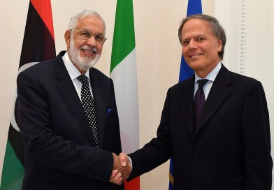 Esteri: Moavero Milanesi ha incontrato il suo omologo libico Mohammed Taher Siyala
