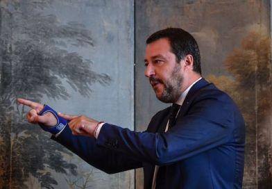 """Salvini: """"entro stasera conto di donare agli italiani il decreto sicurezza"""""""