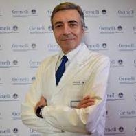 Il professor Luca Richeldi