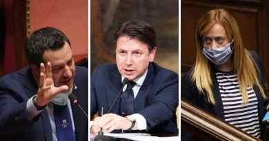 """Nuovo invito di Conte a Lega-FdI-Fi. E le opposizioni """"aprono"""""""
