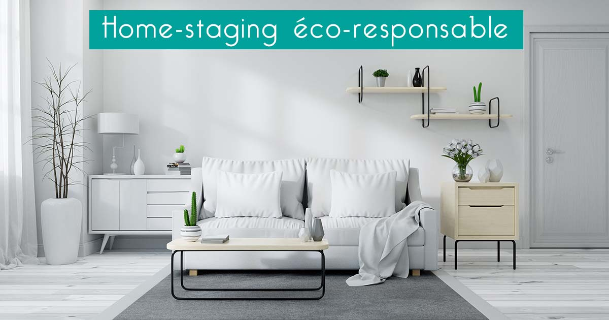 home-staging éco-responsable