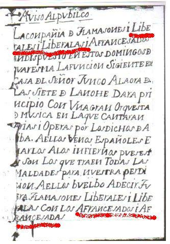 Causa secreta conservada en el Archivo de la Real Chancillería./N.G.M.