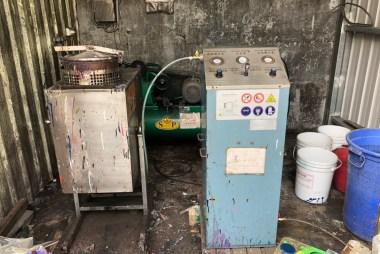 廢溶劑回收印刷廠松香水回收