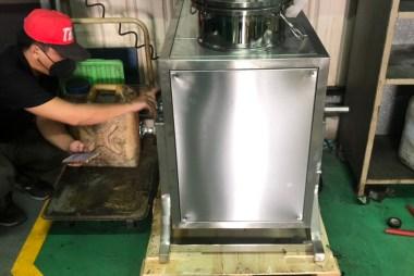 溶劑回收機去漬油回收