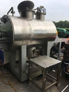 真空耙式乾燥機化工廠樹脂乾燥