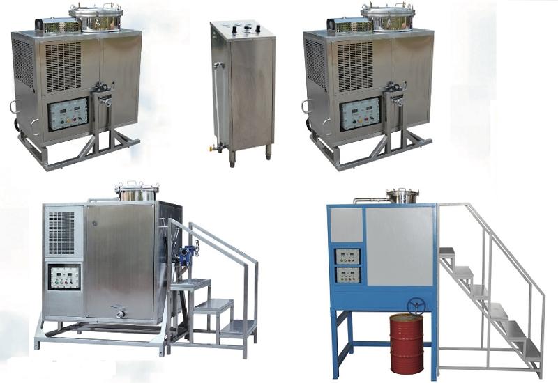 溶劑回收機型式
