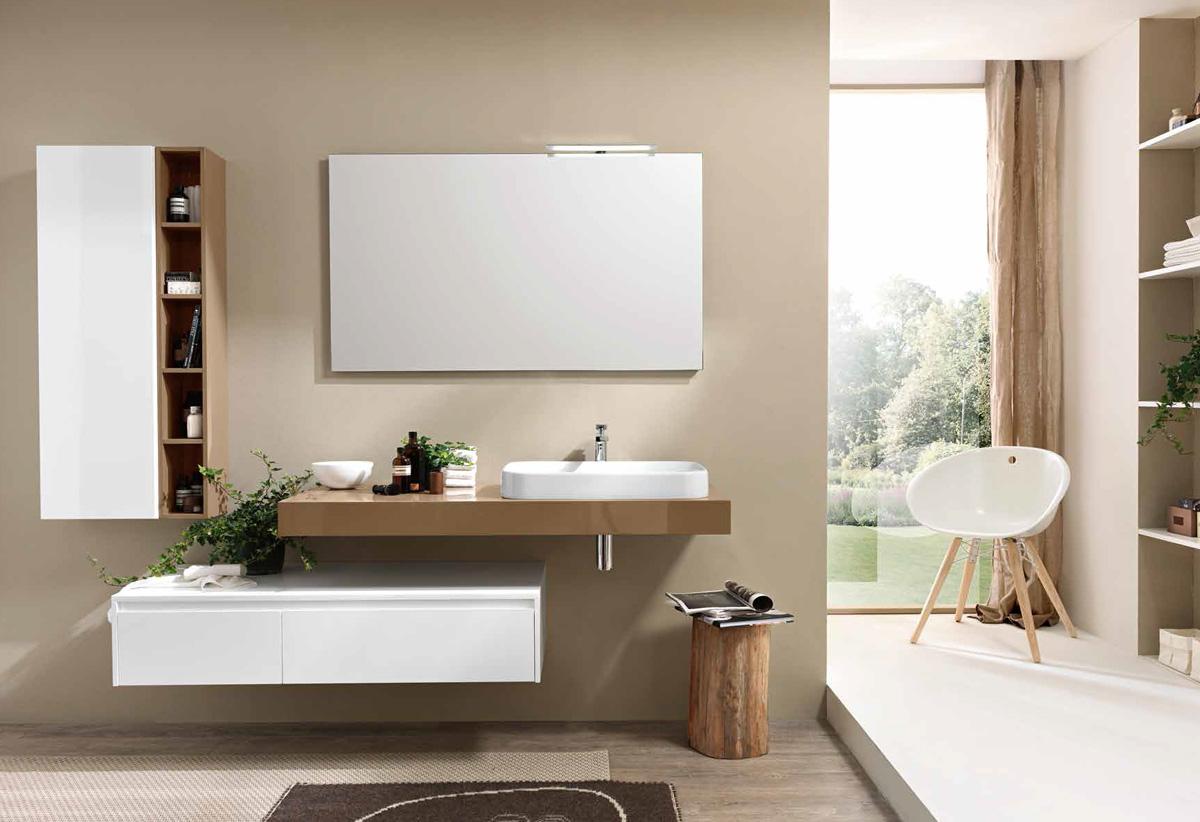 Bagno piccolo stile zen ristrutturare un bagno piccolo idee