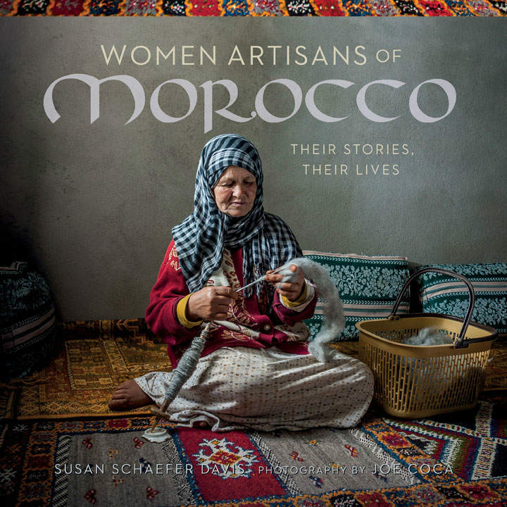 Artisans of Morocco book issued by Thrums Books