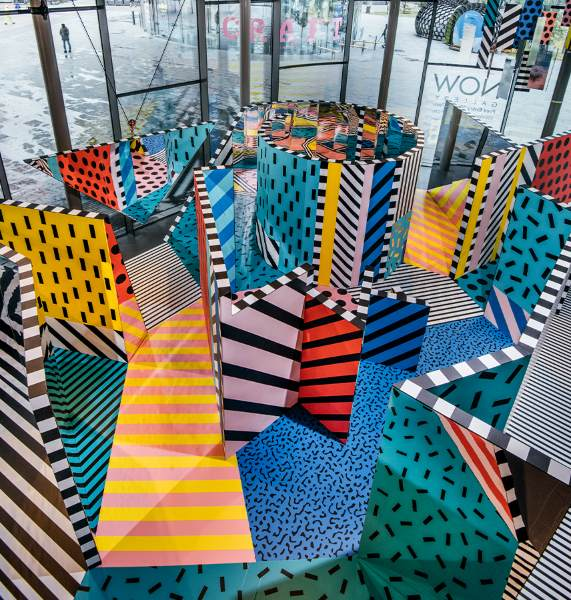 Camille Walala Art Projects Now+Gallery