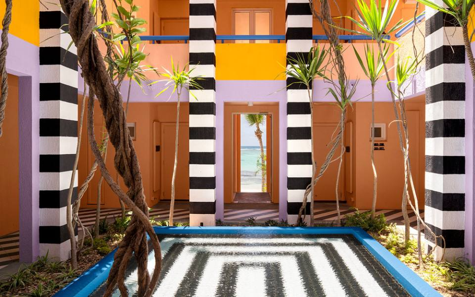 Camille Walala Art Projects SALT_Riad