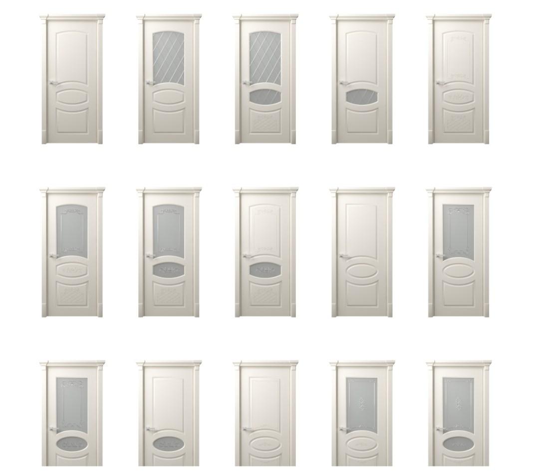Межкомнатные двери фабрики Престиж (9)