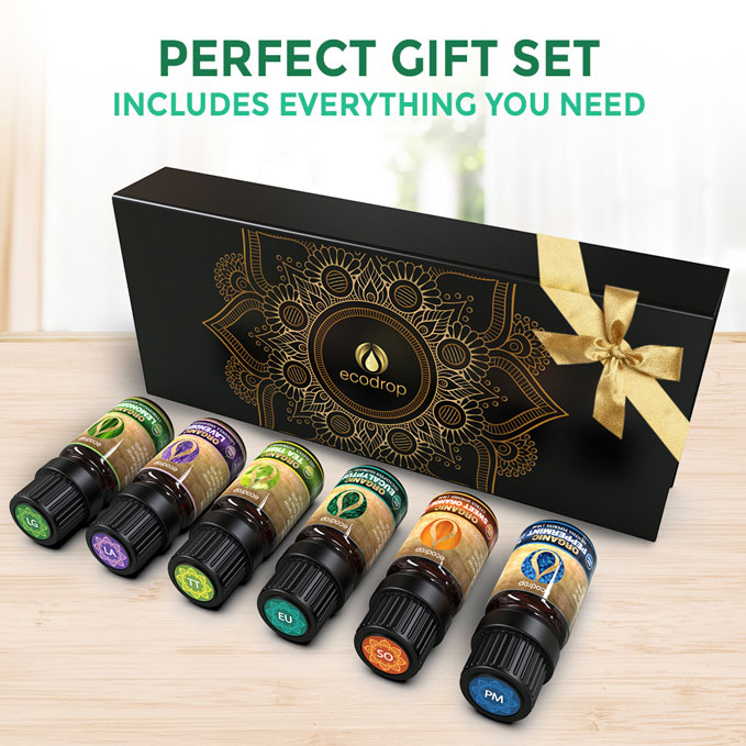 Essential Oil Set Gift