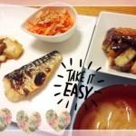 ECO's KTICHEN「おかずにケーキ!?」