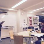 「知識ゼロから英会話のための英語脳が一日で身につくセミナー」開催しました。