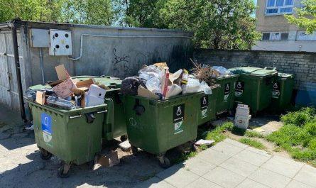 ilość odpadów
