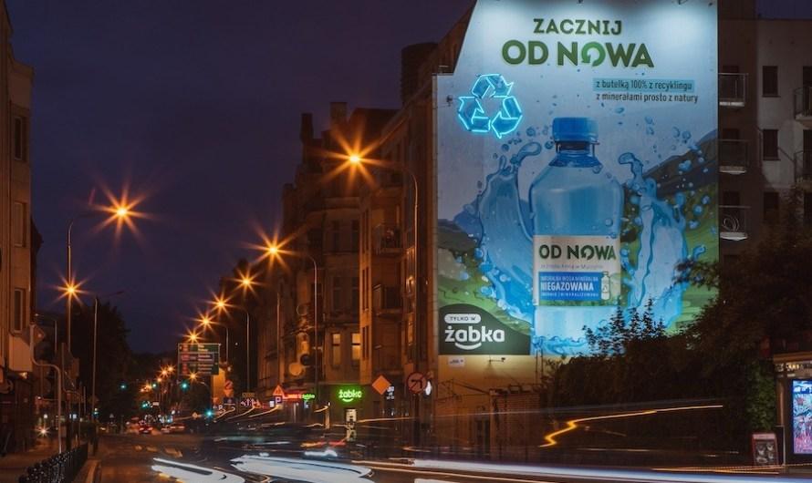 Mural reklamowy oczyści powietrze