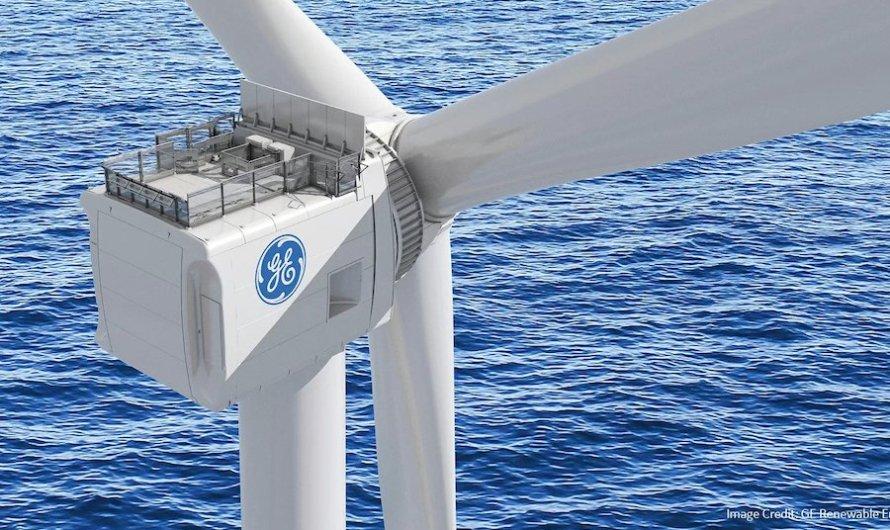 Morskie farmy wiatrowe Orlenu napędzą wiatraki GE Renewable Energy